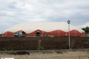 "Игорная зона ""Азов-сити"", строительство казино ""Шамбала"" ©Фото Юга.ру"