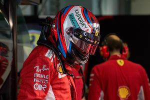 Кими Райкконен, Гран-при России «Формулы-1» в Сочи, сентябрь 2018 ©Фото Екатерины Лызловой, Юга.ру