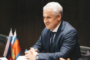 Муслим Хучиев ©Фото пресс-службы Минкавказа РФ