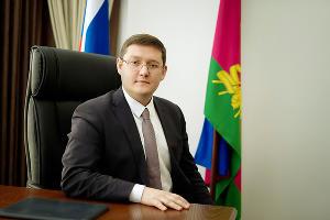 Алексей Юртаев ©Фото пресс-службы администрации Краснодарского края