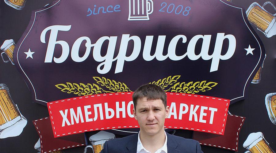 Вячеслав Дрига ©Фото Юга.ру