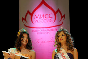 "2011 год в фотографиях. ""Мисс Краснодар 2011"" стала Вероника Шилова ©http://www.yuga.ru/photo/992.html"