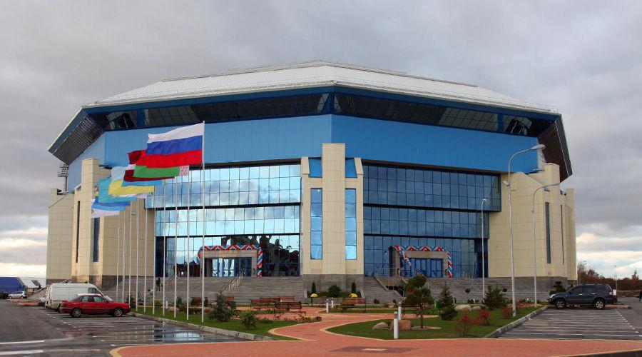 СК «Янтарный» в Калининграде