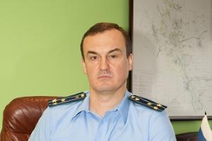 Максим Жук ©Фото пресс-службы прокуратуры Краснодарского края