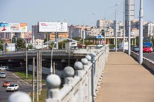 Тургеневский мост ©Фото Елены Синеок, Юга.ру