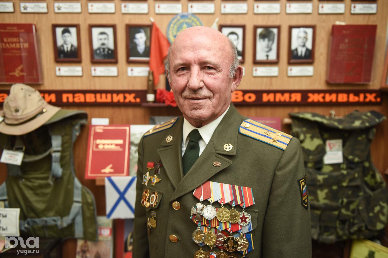 Владимир Голощапов ©Фото Елены Синеок, Юга.ру