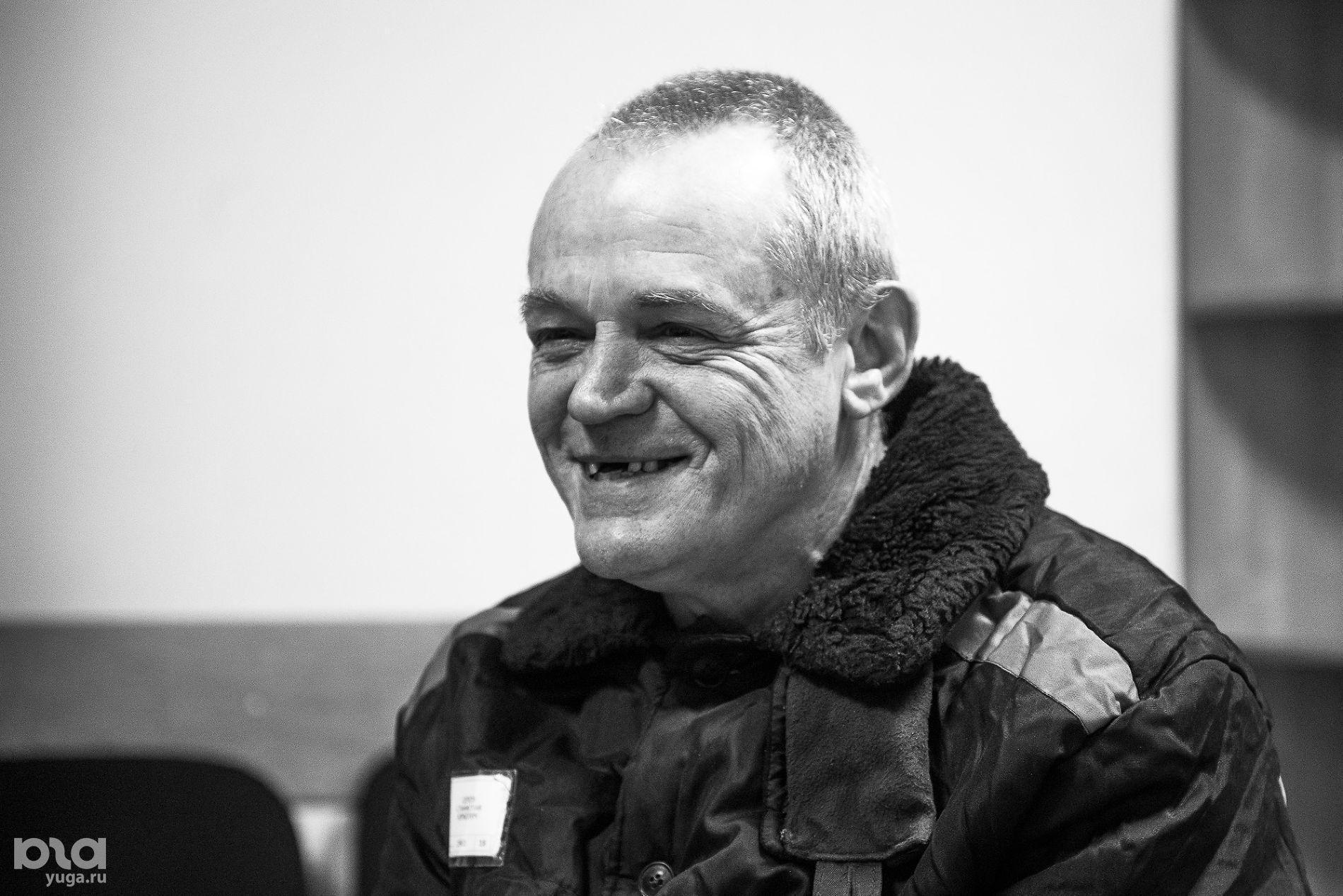 Интервью из колонии строгого режима с художником Стасом Серовым ©Фото Елены Синеок, Юга.ру