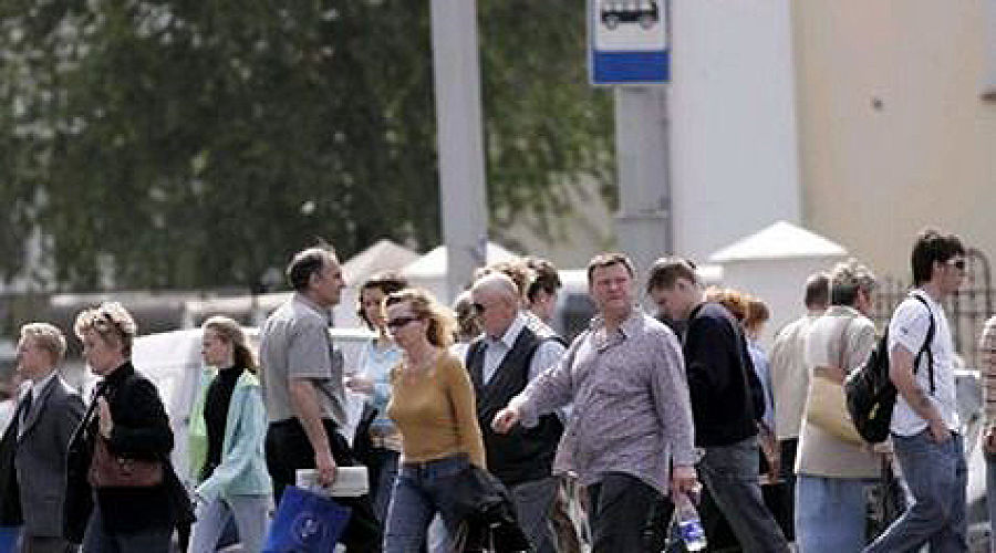 Пешеходы ©Фото Юга.ру