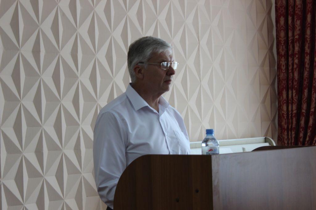 Николай Артющенко возглавил Усть-Лабинский район