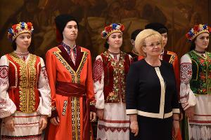 Презентация новых залов в Музее Коваленко в Краснодаре ©Елена Синеок, ЮГА.ру