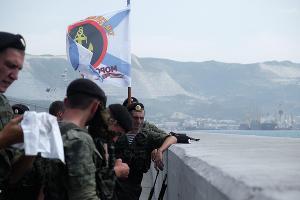 В Новороссийске отметили День ВМФ ©Николай Хижняк, ЮГА.ру