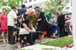 День Победы в КубГАУ ©Фото Елены Синеок, Юга.ру