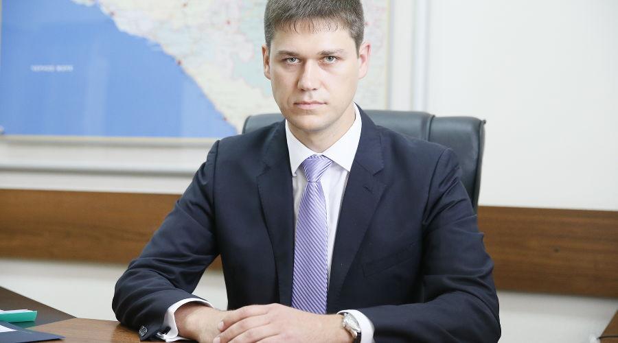 Сергей Алтухов ©Фото пресс-службы администрации Краснодарского края