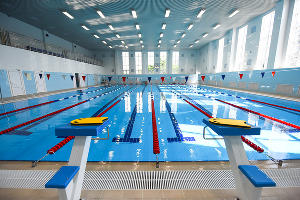 В Юбилейном микрорайоне Краснодара открылся новый бассейн ©Фото Елены Синеок, Юга.ру