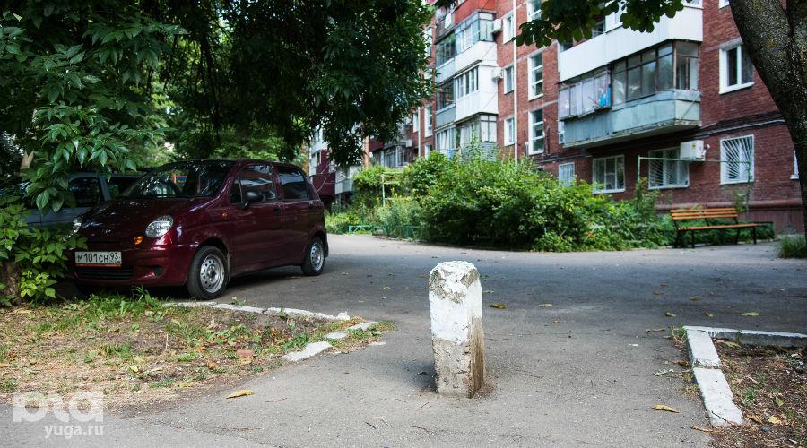 Нет ничего надежней железобетона ©Фото Елены Синеок, Юга.ру