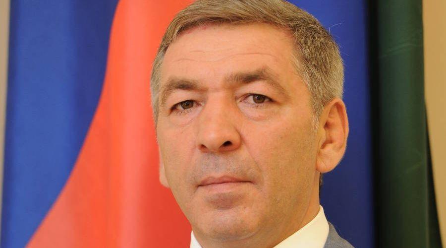 Абдусамад Гамидов ©пресс-служба главы и правительства Республики Дагестан