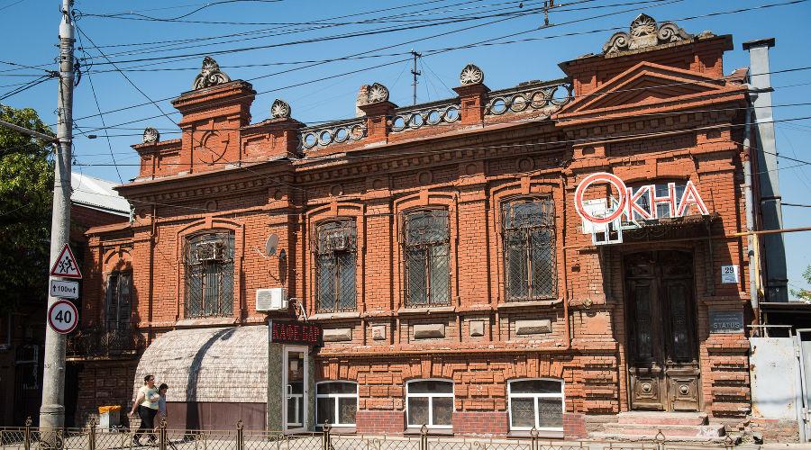Седина, 29. Дом жилой начала ХХ в. ©Фото Елены Синеок, Юга.ру