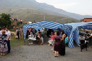 Семейный кувд в Северной Осетии ©Влад Александров, ЮГА.ру