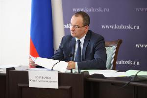 Председатель ЗСК Юрий Бурлачко ©Фото пресс-службы ЗСК