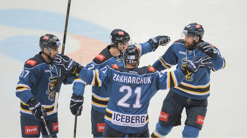 Хоккеисты «Сочи» дома обыграли «Северсталь» изЧереповца