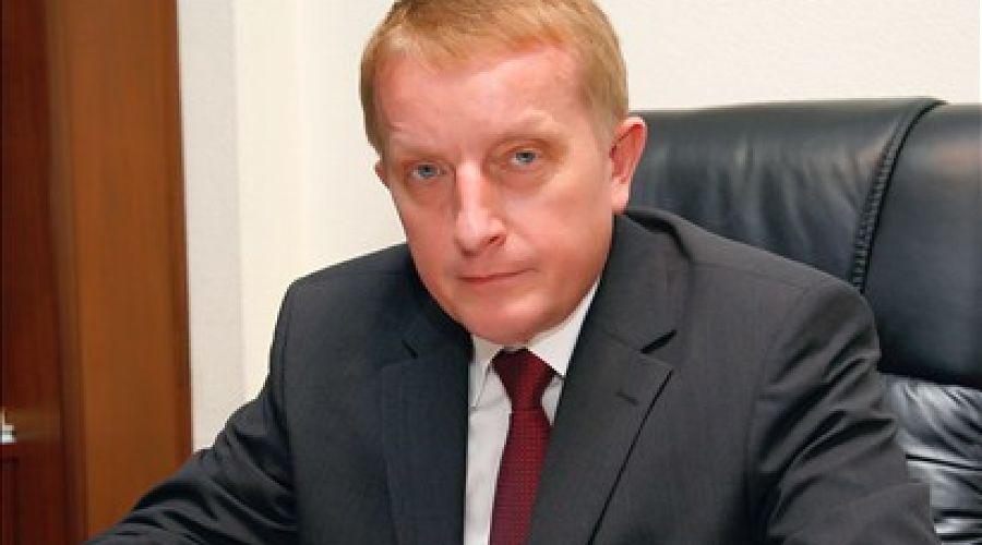 Сергей Горбань ©Пресс-служба правительства Ростовской области