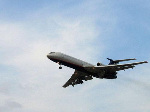 СМИ поведали окомпьютерной реконструкции падения Ту-154