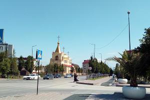 Улицы Грозного ©Фото Евгения Мельченко, Юга.ру