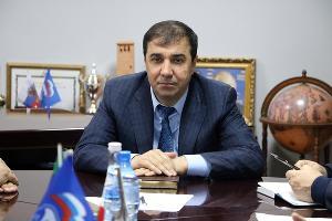 Магомед Джелилов ©Фото пресс-службы администрации Дербентского района Дагестана