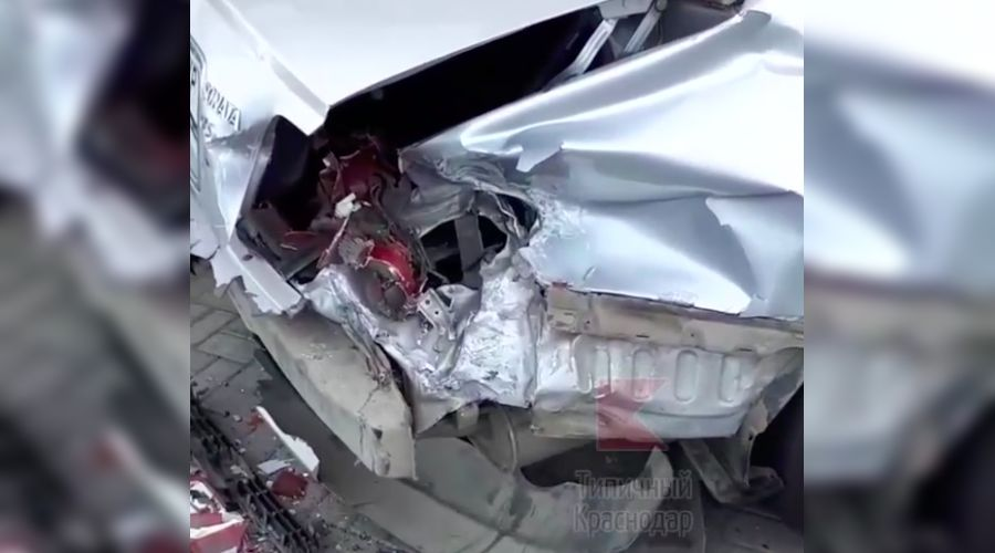©Скриншот видео из паблика «Типичный Краснодар» t.me/krd_tipich_ru