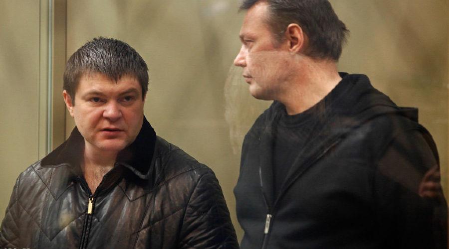Сергей Цапок (слева) ©Влад Александров, ЮГА.ру