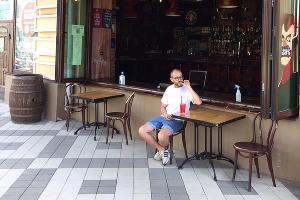 Бар Mr. Drunke Bar ©Фото из инстаграма бара Mr. Drunke Bar, instagram.com/mr_drunkebar
