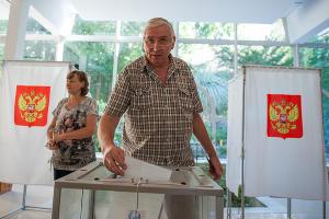 Выборы мэра в Сочи ©Нина Зотина, ЮГА.ру