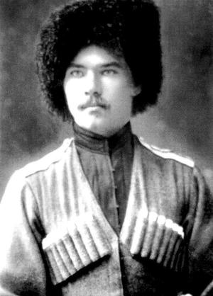 Николай Бардиж, 1917 год