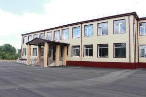 Школа в станице Ловлинской ©Изображение пресс-службы Тбилисского района