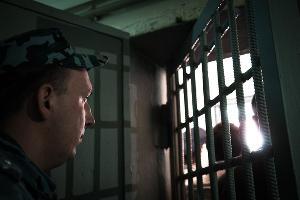В штрафном изоляторе ©Елена Синеок, ЮГА.ру