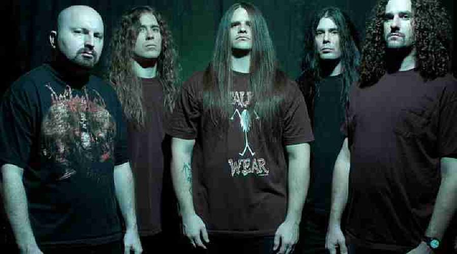 Cannibal Corpse  ©http://www.musforest.ru