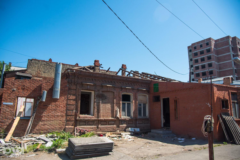 Дом купца Котлярова ©Фото Елены Синеок, Юга.ру