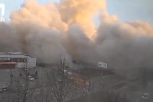 ©Скриншот видео из телеграм-канала Mash, t.me/breakingmash