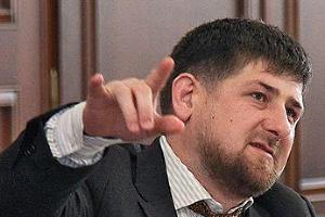 "Рамзан Кадыров ©""Коммерсантъ"""