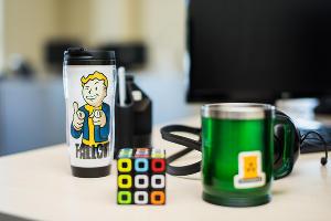 Краснодарский офис компании «Ростелеком» ©Фото Елены Синеок, Юга.ру
