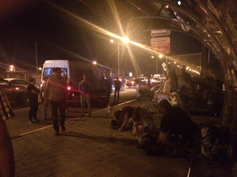 ВКраснодаре скончалась еще одна жертва массового ДТП наЕйском шоссе