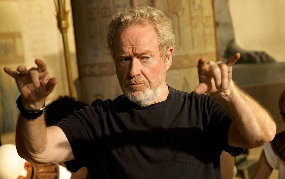 Ридли Скотт планирует снять еще три фильма про Чужого
