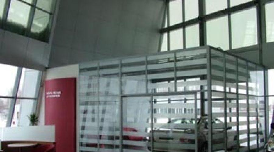 В нашем автоцентре предусмотрена специальная зона выдачи новых автомобилей ©Фото Юга.ру