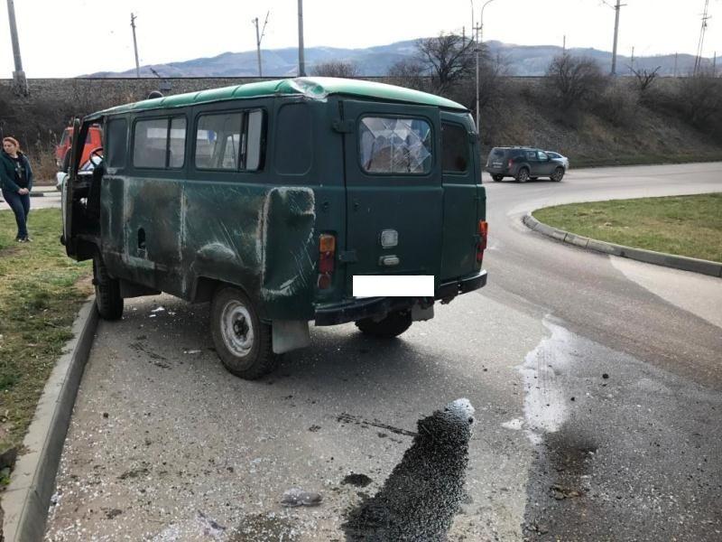 ВКисловодске из-за женщины-водителя пострадали двое пожилых людей иихвнук