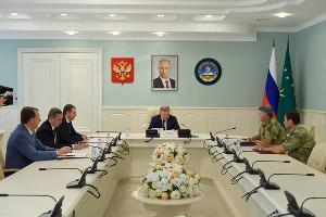 ©Фото пресс-службы главы Адыгеи