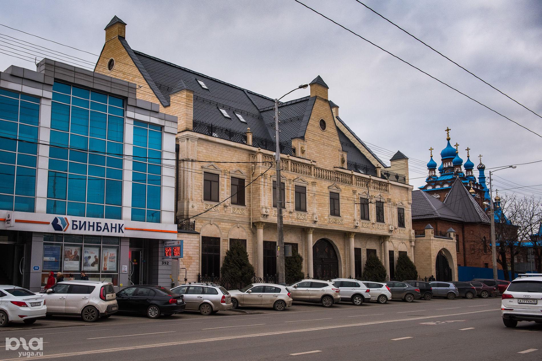 Северная, 390 ©Фото Елены Синеок, Юга.ру
