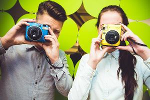 "Презентация камеры Instax mini 70 в Краснодаре"" ©Денис Яковлев, ЮГА.ру"