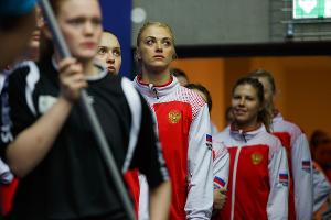 Сборная России по гандболу ©Фото с официального сайта Федерации гандбола России, rushandball.ru