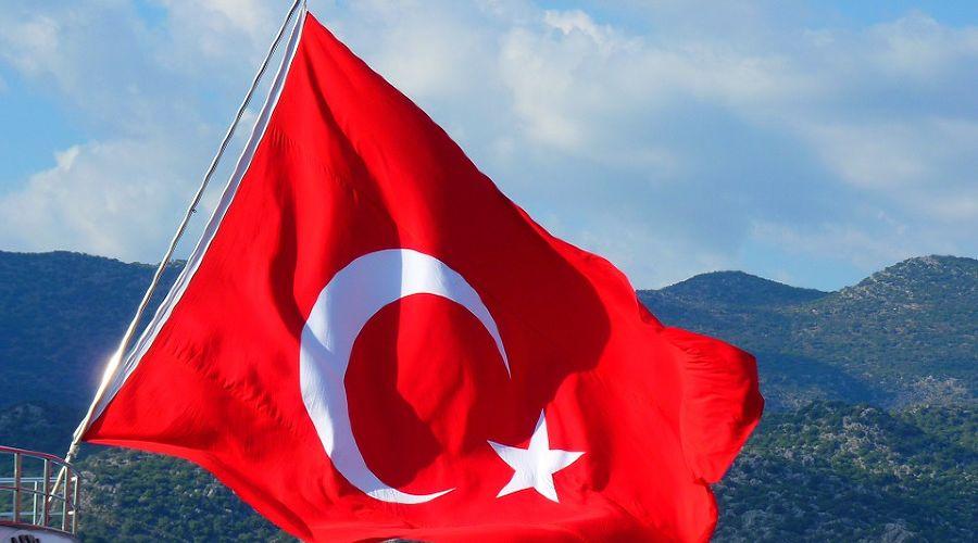 Флаг Турции ©Фото с сайта pixabay.com