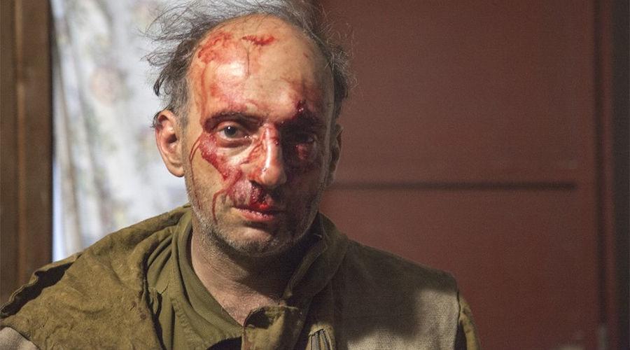 Михаил Крейндлин. Один из избитых лесных пожарных Гринпис ©Фото с сайта greenpeace.org